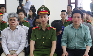 Tòa phúc thẩm kiến nghị giảm án chung thân cho ông Hà Văn Thắm