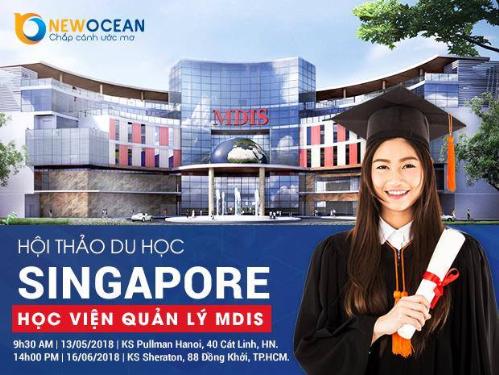 Du học Singapore cùng với Học viện MDIS sẽ giúp bạn tiết kiệm chi phí.