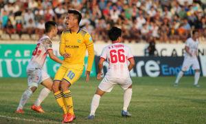 SLNA 0-1 Nam Định