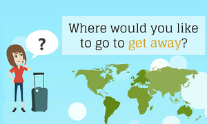Cách diễn đạt 'đi chơi xa', 'lên đường' trong tiếng Anh
