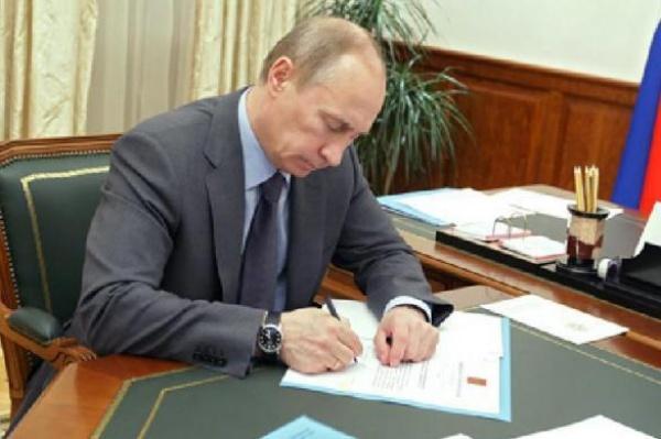Tổng thống Nga Vladimir Putin. Ảnh: pravda.
