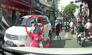 Nữ ninja suýt bá» mạng vì sang ÄÆ°á»ng ẩu á» Sài Gòn