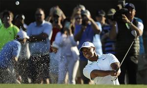 Diễn biến chính ngày thi đấu thứ hai giải golf Wells Fargo