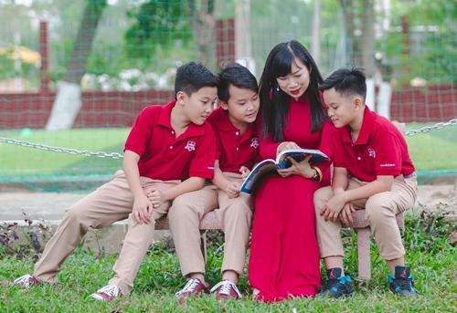 Chú thích ảnh: Hệ thống trường hội nhập quốc tế iSchool là thành viên của Tập đoàn Nguyễn Hoàng (NHG), gồm các cấp từ mầm non đến phổ thông. Thành lập vào năm 2008, iSchool hiện có mặt tại 11 tỉnh, thành, đào tạo hơn 40.000 học sinh.