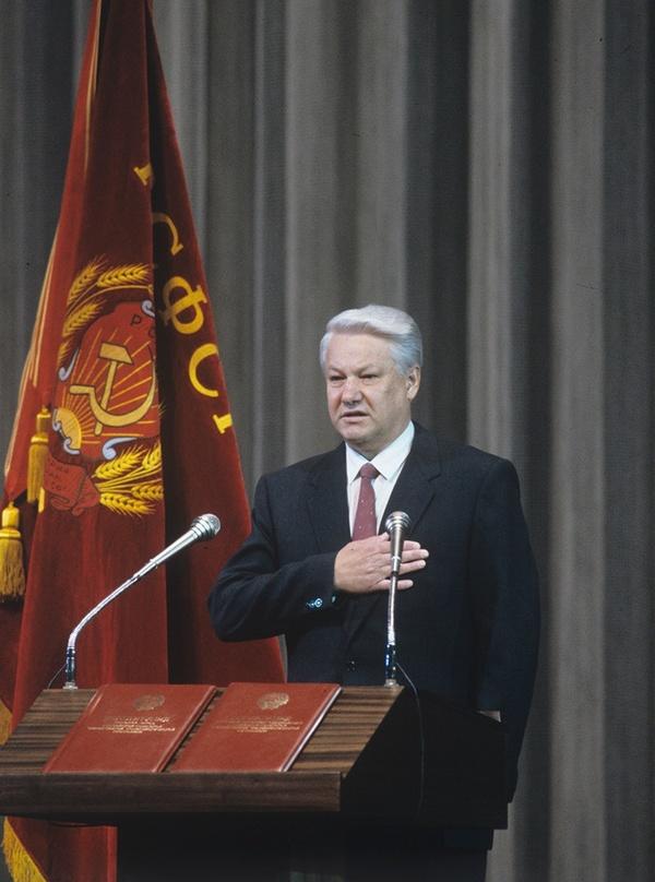 Nhìn lại những lễ nhậm chức tổng thống Nga trong quá khứ