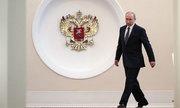 Nước Nga 'tái sinh như phượng hoàng lửa' trong phát biểu nhậm chức của Putin
