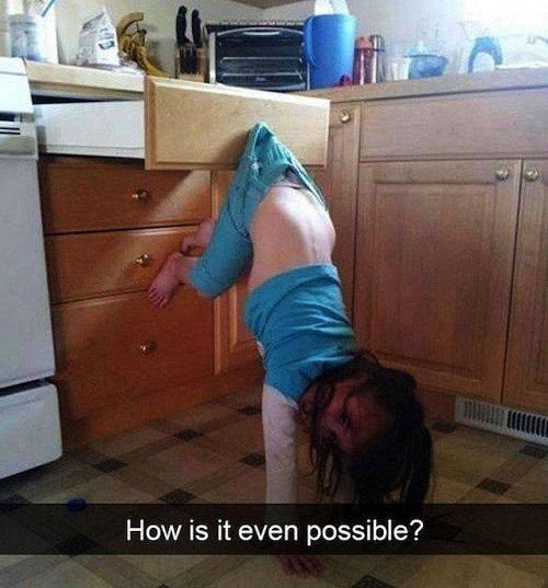 Cô bé đã làm điều ấy như thế nào?