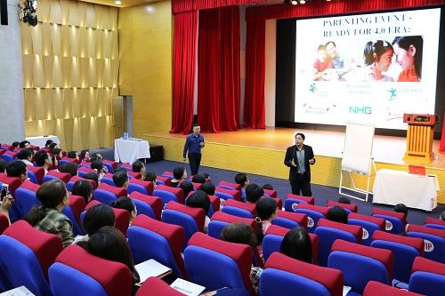 Bí quyết dạy con thành công thời 4.0 của Adam Khoo