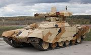 Thiết giáp 'Kẻ hủy diệt' Nga khai hỏa trong diễn tập