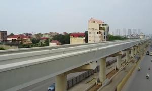 Tuyến metro Nhổn – ga Hà Nội sẽ khai thác cuối năm 2020