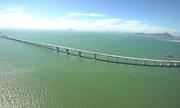 Siêu dự án cầu vượt biển dài nhất thế giới của Trung Quốc