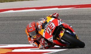 Marc Marquez chiến thắng tại chặng Tây Ban Nha
