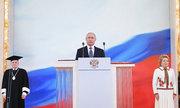 Những hình ảnh ấn tượng trong lễ nhậm chức của Putin