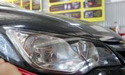 Cách làm sáng bóng đèn ôtô bị mờ theo thời gian