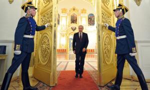 Sự tráng lệ của cung điện Putin tuyên thệ nhậm chức