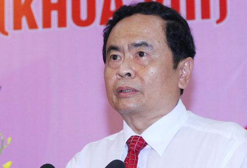 Ông Trần Thanh Mẫn. Ảnh: Võ Hải