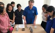 Học sinh Việt chia sẻ dữ liệu môi trường với thế giới nhờ vệ tinh
