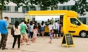 Có thể chuyển đổi xe tải thành xe bán thức ăn?