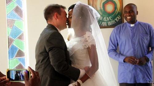 Đám cưới củaNdlovu