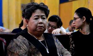 Đại gia Sáu Phấn không đến tòa vì sức khỏe yếu