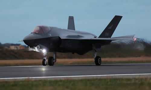 Tiêm kích tàng hình F-35 của Na Uy. Ảnh: Defense News.