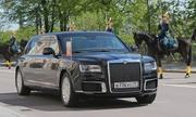 Cortege - 'pháo đài di động' của Tổng thống Nga Putin ra mắt