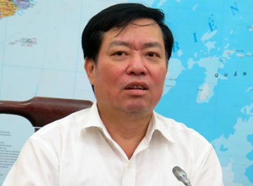 Nguyên Thứ trưởng Lao động Thương binh Xã hội Phạm Minh Huân. Ảnh:PV