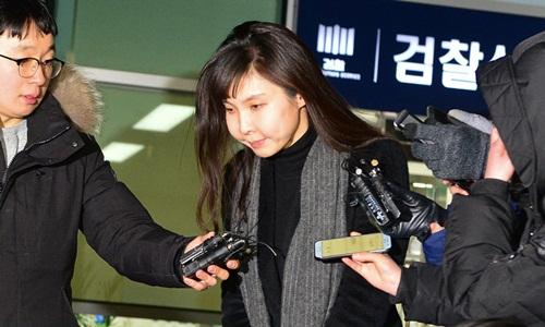 Nữ công tố viên Seo Ji-hyun, người khơi mào làn sóng tố cáo tội ác tình dục ở Hàn Quốc. Ảnh: Chosun Ilbo.