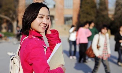 Nhiều đại học Trung Quốc khuyến khích sinh viên chú trọng vào việctập thể dục bên cạnh việc học. Ảnh:LinkedIn