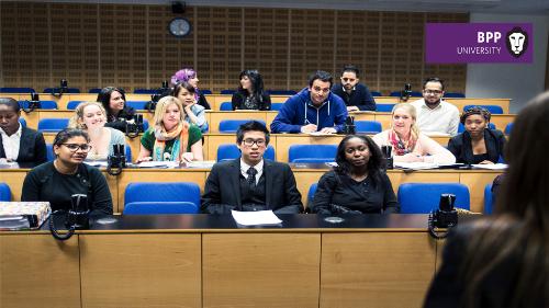Đại học BPP tọa lạc tại thủ đô London, với thế mạnh các chuyên ngành luật, tài chính, kiểm toán, kế toán.