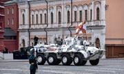 Dàn khí tài xuất hiện trong Duyệt binh Chiến thắng Nga