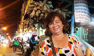 Xe nem tré gần nửa thế kỷ của người phụ nữ Sài Gòn