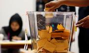 Lá phiếu vượt đại dương trong cuộc tổng tuyển cử Malaysia