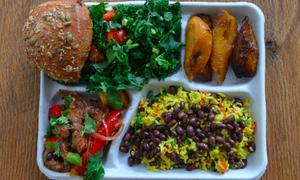 Bữa trưa học đường trên thế giới