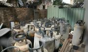 Vụ cháy khiến một người chết xảy ra ở cửa hàng gas trái phép