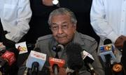 Tân thủ tướng Malaysia cân nhắc lại các thỏa thuận với Trung Quốc