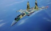 Trung Quốc lần đầu điều Su-35 diễn tập gần Đài Loan