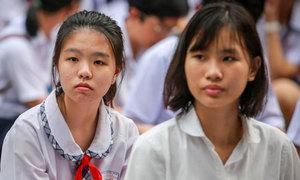 Gần 22.000 học sinh ở TP HCM sẽ không có cơ hội vào lớp 10 công lập