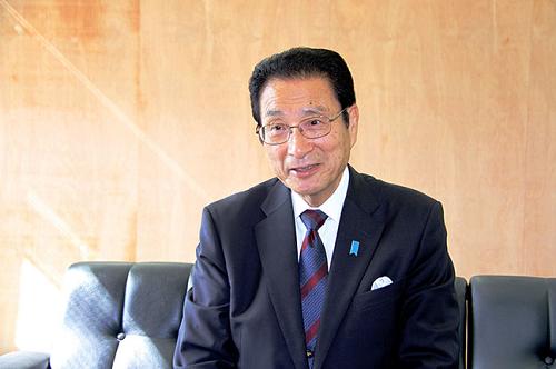 Nghị sĩ Kanji Kato. Ảnh: Asahi Shimbun.