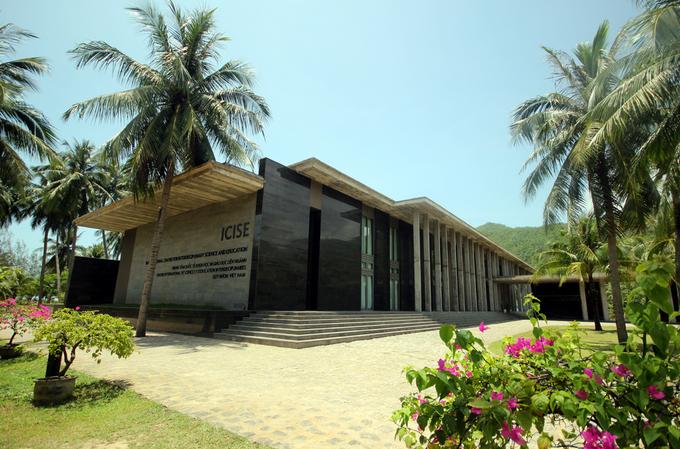 Trung tâm quốc tế Bình Định - trường thuộc top đẹp nhất thế giới