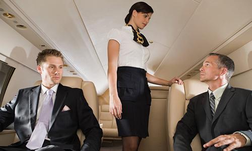 3.500 tiếp viên hàng không Mỹ đã tham gia cuộc khảo sát. Ảnh: Bravo Tv.