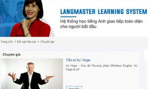 Nhiều chuyên gia tiếng Anh bị trung tâm ngoại ngữ mạo danh