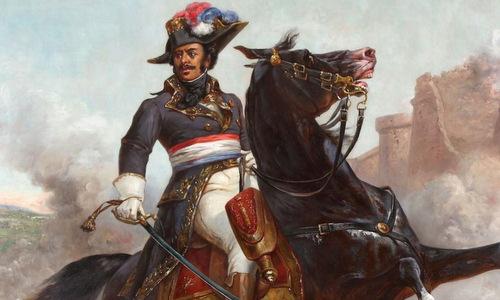 Tướng Thomas-Alexandre Dumas. ảnh: Wikipedia.
