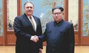 Mỹ hứa giúp Triều Tiên đuổi kịp Hàn Quốc nếu phi hạt nhân hóa
