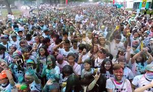 Ngày hội sắc màu cho giới trẻ Sài Gòn
