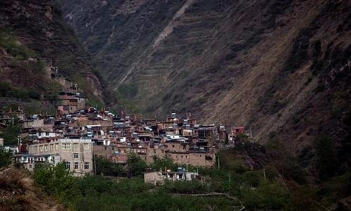 Phần lớn người Khương định cư trên các sườn núi ở tây bắc Tứ Xuyên. Ảnh: AFP.