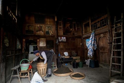 Trung Quốc đang chứng kiến sự hồi sinh của giá trị văn hóa dân tộc Khương. Ảnh: AFP.