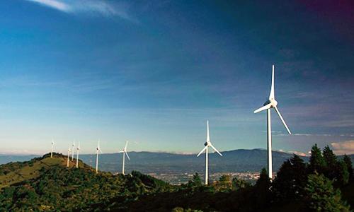 Costa Rica mở đường cho nền kinh tế sử dụng hoàn toàn nhiên liệu sạch. Ảnh.Global Citizen.