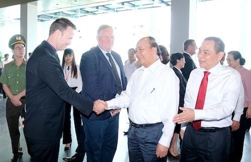 Thủ tướng kỳ vọng Vinfast trở thành thương hiệu ôtô Việt trên trường quốc tế - 2