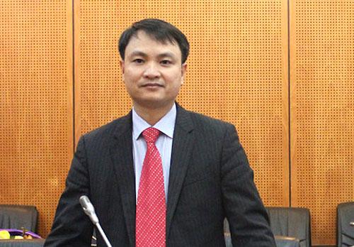 Ông Phạm Đình Lộc, Vụ phó Tổ chức cán bộ, Bộ Nội vụ. Ảnh: PV